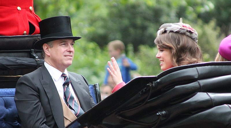 Prince Andrew. Photo Credit: Carfax2, Wikipedia Commons