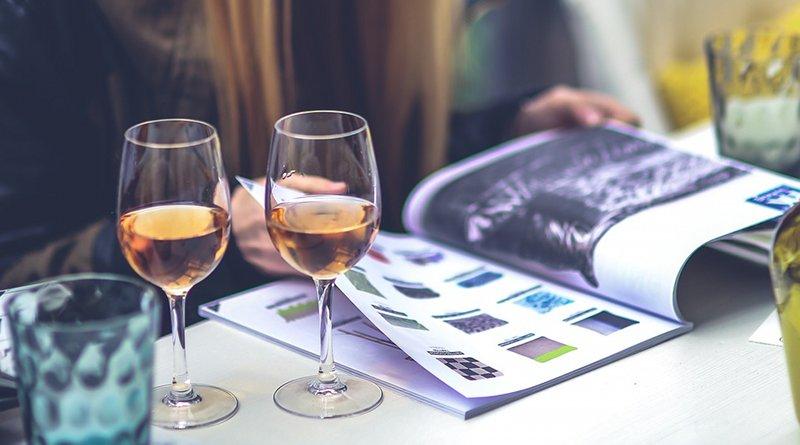 women woman wine drinking