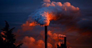pollution smoking chimney