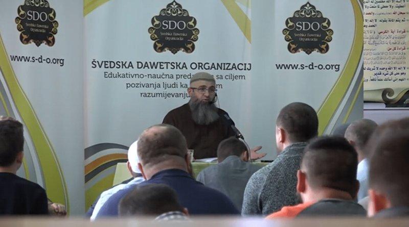 Safet Kuduzovic. Photo: Screenshot, SDW, CC