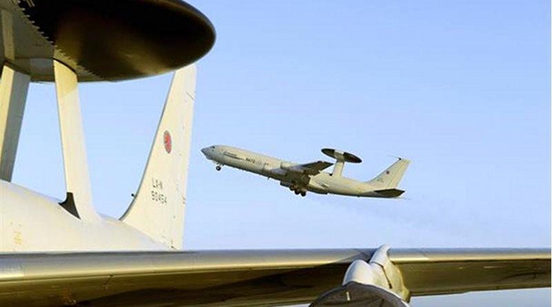NATO AWACS. Photo Credit: NATO