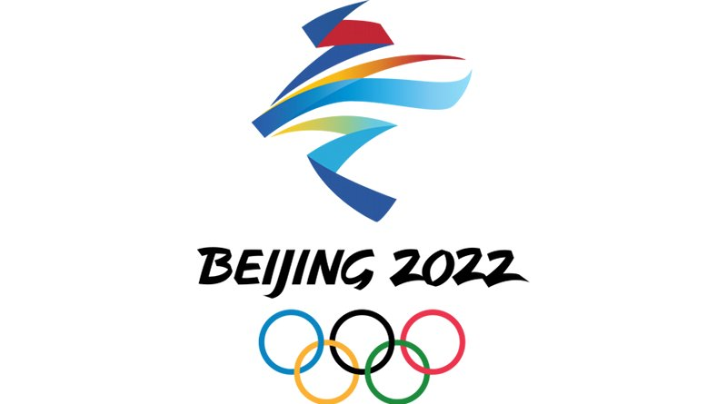 Beijing china 2022 winter olympics logo