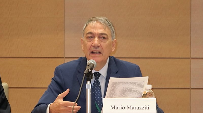 Mario Marazziti, co-founder of the World Coalition Against the Death Penalty in 2002 and Member of the Italian Chamber of Deputies. Credit: Katsuhiro Asagiri | INPS-IDN Multimedia Director.