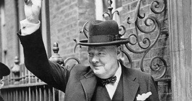 British Prime Minister Winston Churchill in 1943. Photo Credit: British Government, Wikipedia Commons