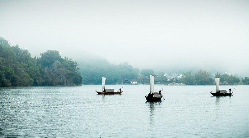 china lake boat