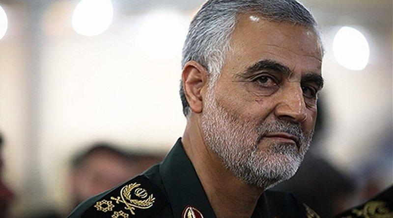 Iran's Quds Force Commander Qassem Soleimani. Photo Credit: Fars News Agency