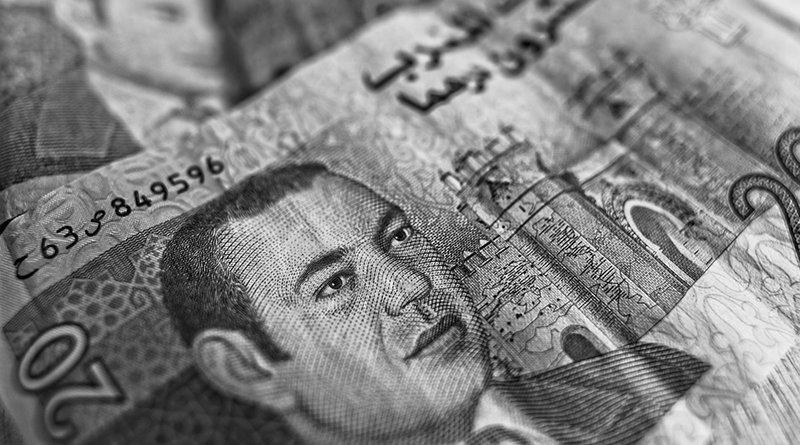 dirham morocco currency money banknotes