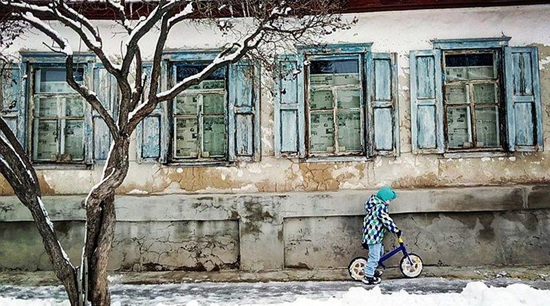 ukraine child village farm