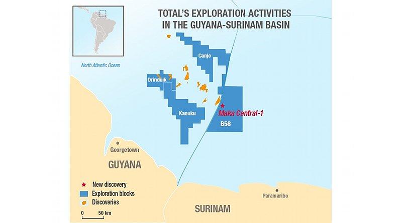 Surinam total
