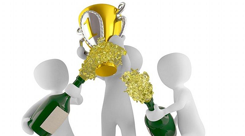 award cup trophy