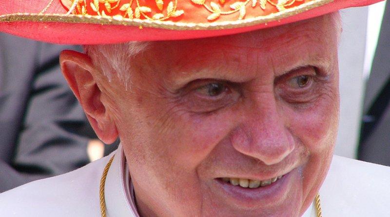 catholic pope benedict