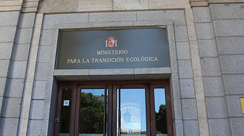 Spain's Ministerio para la Transición Ecológica
