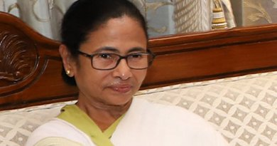 The Chief Minister of West Bengal, Ms. Mamata Banerjee. Photo Credit: Ministry of Home Affairs, Wikipedia Commons