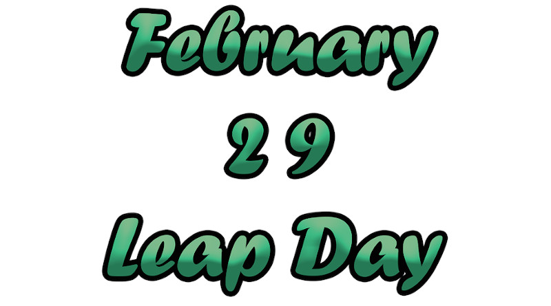 leap year february 29