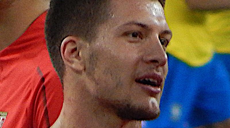 Serbia's Luka Jovic. Photo Credit: Oleg Bkhambri (Voltmetro), Wikipedia Commons