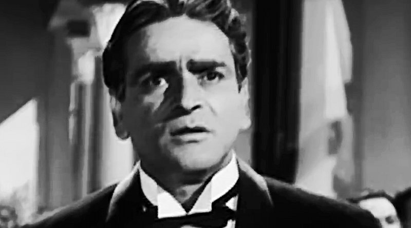 Actor Prithviraj Kapoor. Photo Credit: Raj Kapoor (director and producer), Wikimedia Commons