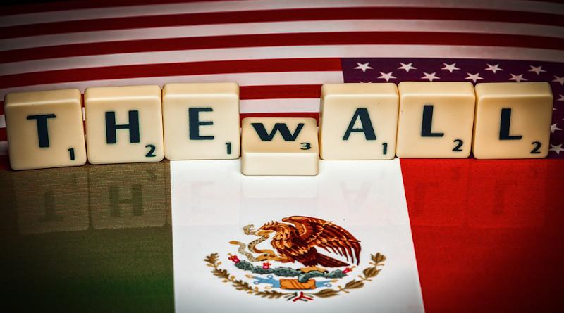 united states Wall Border Usa Mexico Separation History Stone
