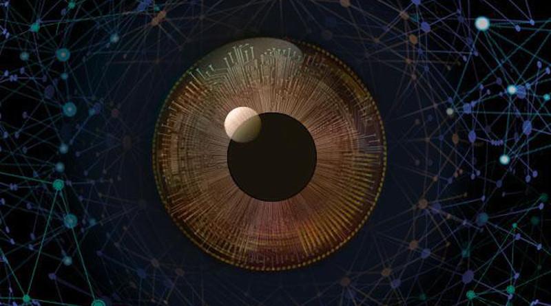 AI on the lookout for quantum advantages. CREDIT Alexey Melnikov