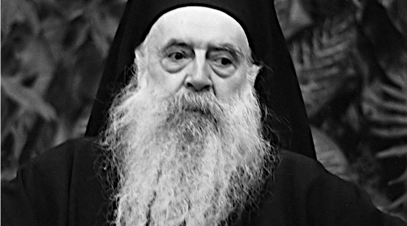 Patriarch Athenagoras. Photo Credit: Pieter Jongerhuis / Anefo - Nationaal Archief, Wikipedia Commons