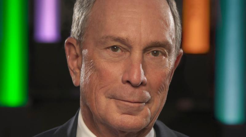 Michael Bloomberg. Photo Credit: Bloomberg Philanthropies, Wikipedia Commons