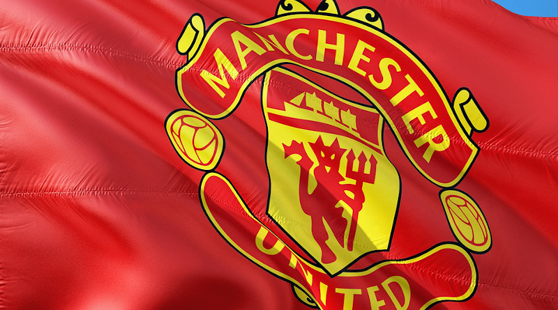 manchester united flag Football Soccer Europe Uefa Champions League