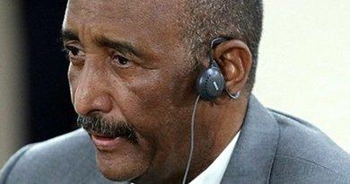 Sudan's Abdel Fattah Al-Burhan. Photo Credit: Kremlin.ru