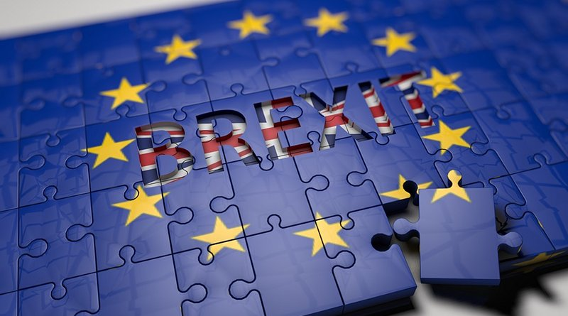 Brexit Puzzle Eu Europe England United Kingdom