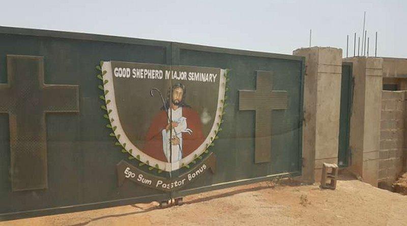 Good Shepherd Seminary in Kaduna, Nigeria, whence four seminarians were abducted Jan. 8, 2020. Credit: Maria Lozano/Aid to the Church in Need.