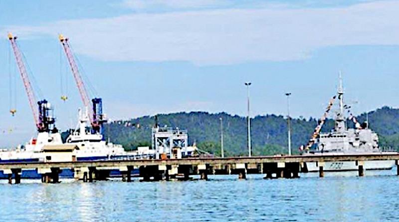 Sri Lanka's Kankesanthurai port. Photo Credit: Sri Lanka government