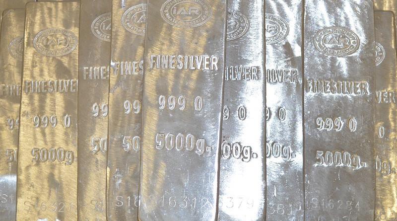 Silver Bars 5000 Grams Real Value