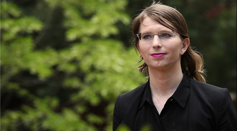 File photo of Chelsea Manning. Photo Credit: Fars News Agency