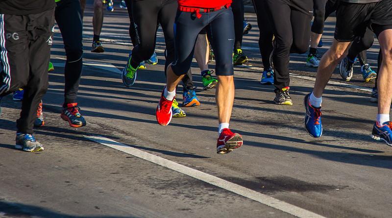 Marathon Running Sport Fit Fitness Fun Run Sporty Jog