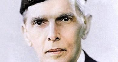 Mohammad Ali Jinnah. Photo Credit: Mohammad Ali Jinnah, Wikipedia Commons
