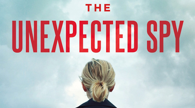 'The Unexpected Spy' by Tracy Walder
