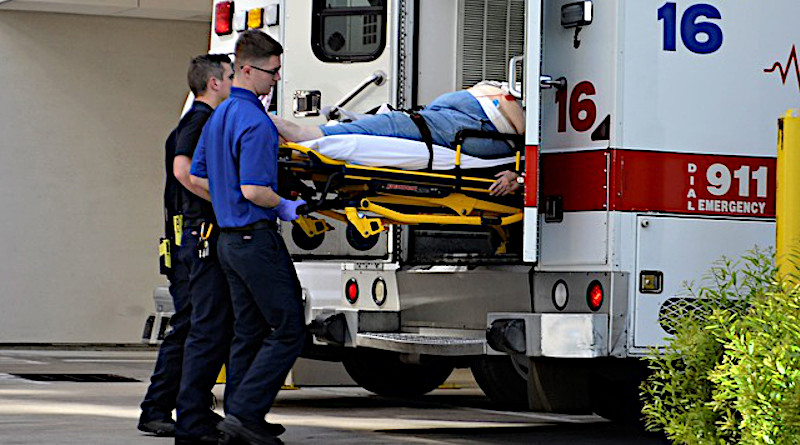 Hospital First Responders Ambulance Emergency Room