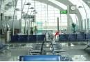 Airport Empty Dubai International Waiting Terminal