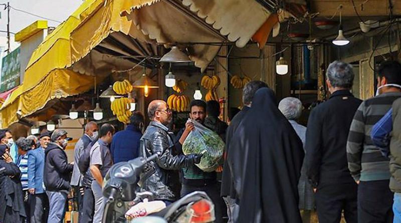 Iran in coronavirus epidemic. Photo Credit: Iran News Wire