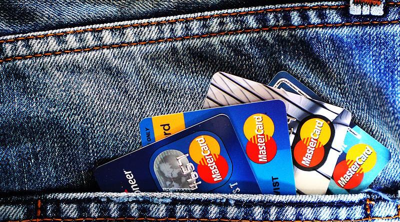 Credit Card Charge Card Money Bank Account Bank