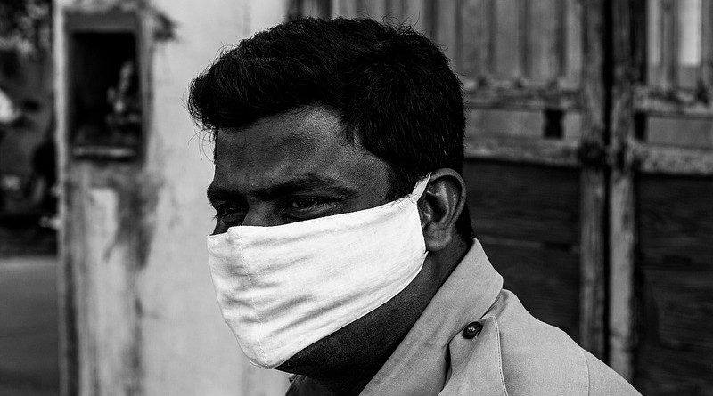 India Covid19 Coronavirus Corona Virus Covid-19 Mask