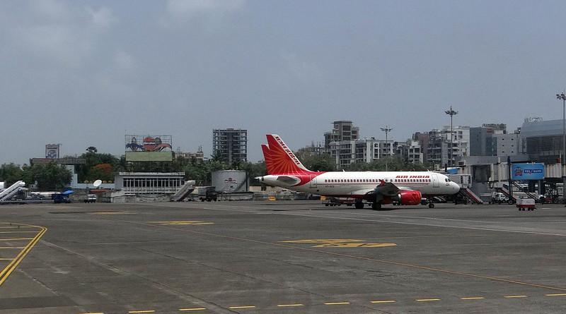 Airport Mumbai Aircraft Air India India