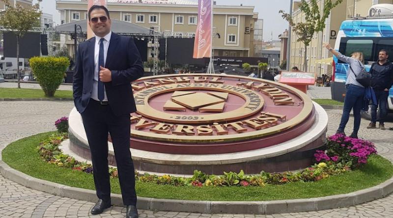 Masoud Molavi Vardanjani was shot dead in an Istanbul street last November. (Twitter Photo)