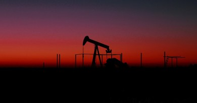 Pumpjack Energy Oil Industry Sunset Fossil Fuel Silhouette Resource