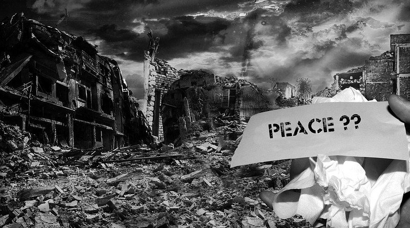 War Warzone Refugees Pain Helplessness