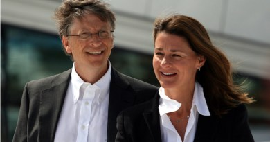 File photo of Bill and Melinda Gates. Credit: Kjetil Ree, CC BY-SA 3.0