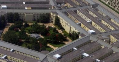 Pentagon Building Government Washington
