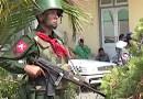 Tatmadaw soldier in Myanmar. Photo Credit: DMG