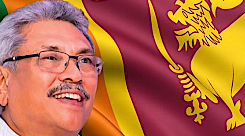 Sri Lanka's President Gotabaya Rajapaksa. Photo Credit: Sri Lanka government