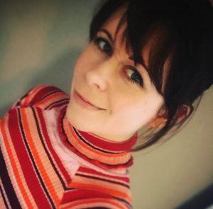 Leading TV and film costume maker Katie Ireland