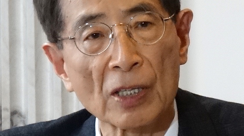Hong Kong's Martin Lee. Photo Credit: Raymond Yam, Wikimedia Commons
