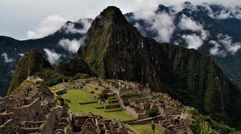 Machu Pichu Peru Tourism Heritage Ruins
